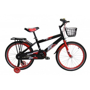 Jeronimo Globetrotter 12 Red Bicycle
