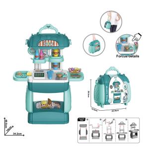 Jeronimo - Jumbo Play Case - Supermarket