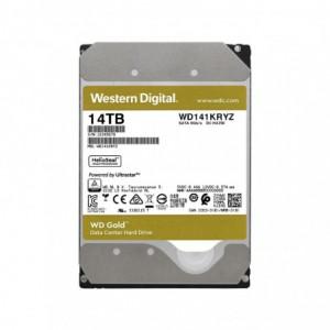 WD Gold 14TB 7200rpm SATA 512mb Cache 3.5 inch Internal Hard Drive