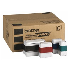 ID Label Set for Brother Stamp Creator