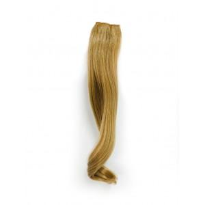 Hollywood Hair - Secret Clip-In Hair Extensions-Light Golden Blonde