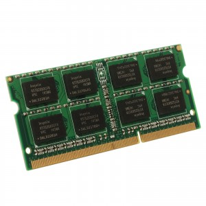 4GB DDR3 1600 204PIN Notebook Memory Module