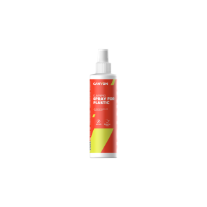 Canyon Plastic Cleaning Spray for External Plastic and Metal Surfaces