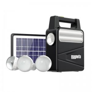 Magneto Home Solar Lighting System