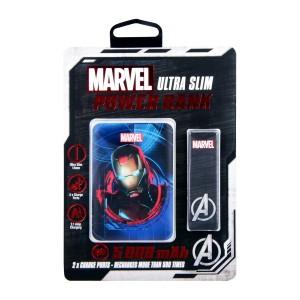 Marvel 5000 mAh Powerbank - Ironman