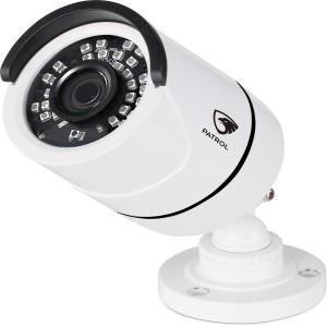 Patrol 1080P Bullet Camera - White