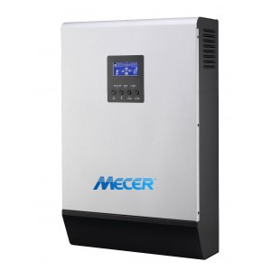 Mecer Hybrid MKS Plus 24V 3000VA/2400W Pure Sine Wave Solar Inverter/Charger