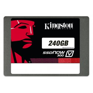 "Kingston SSDNow V300 Series 2.5"" 240GB SATA III Internal Solid State Drive"