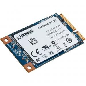 Kingston Digital 120GB SSDNow mS200 mSATA (6Gbps) Solid State Drive