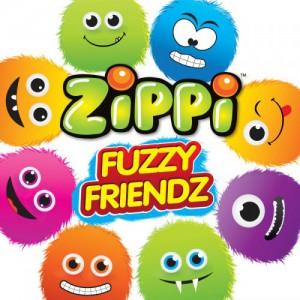 Zippi Fuzzy Friendz