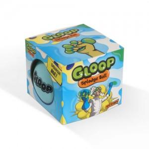 Gloop Splodge Ball 110mm Blue to Green
