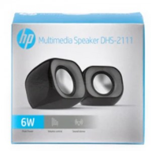 HP DHS 2111 Stereo Speakers