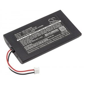Replacement 3.7V 13000mAH Battery for the Logitech Harmony Elite-915-000256