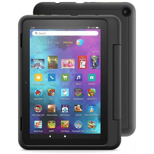 """All-new Fire HD 8 Kids Pro Edition Tablet 8"""" HD Display 32GB with Kid-Proof Case (Ages 6–12)"""