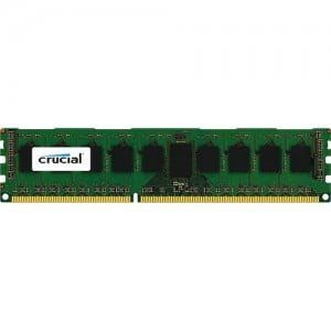 Crucial 4GB (1 x 4GB) 240-Pin UDIMM DDR3L PC3L-12800 Memory Module Kit