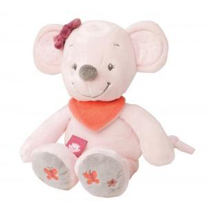Nattou - Cuddly Valentine Adele Mouse