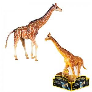 National Geographic Safari Virtual Reality Figurine - Giraffe