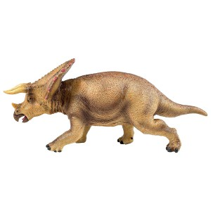 National Geographic Dinosaurs Virtual Reality Figurine - TRICERATOPS