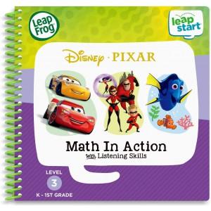 LeapStart Pixar Pals Activity Book