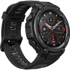 Amazfit T-Rex Pro GPS Smartwatch (Meteorite Black)