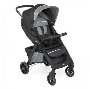 Chicco - Kwik-One Stroller - Jet Black