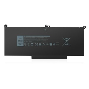 Replacement 7.6V 60WH Battery for Dell Latitude 7480