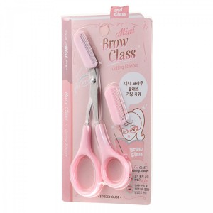 Pretty In Pink Eye Brow Cutter and Shaper