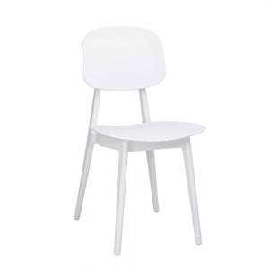 Suwaro Cafe Chair - White