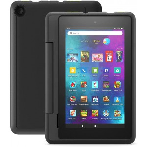 """Fire 7 Kids Pro Tablet (9th Gen) 7"""" Display - 16GB with Kid-Proof Case  - Ages 6+"""