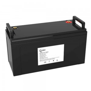 Hubble S-100 1.2kWh 12V Lithium Ion Battery