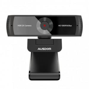 Ausdom AW651 2K HDR 60FPS PC Web Camera - Black