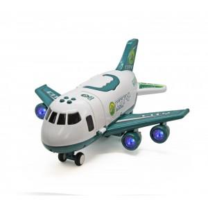 Jeronimo Airplane Playset - City Trucks