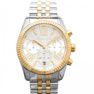 MICHAEL KORS Lexington MK5955 Mother Of Pearl Dial Watch