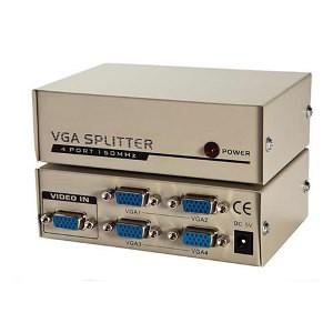 Augen 4 Way VGA Splitter