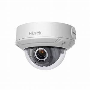HiLook Outdoor 4MP 30m IR EXIR POE Dome Camera