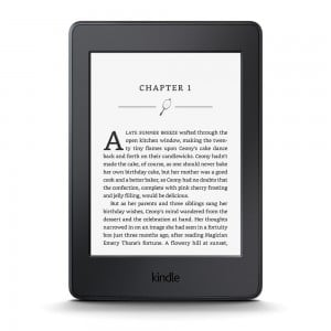 "Amazon Kindle Paperwhite - 6"" High-Resolution Display (300 ppi) with Built-in Light, Wi-Fi"