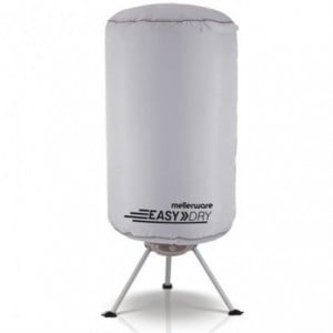 Mellerware Easy Dry Electric Clothes Dryer with Automatic Timer
