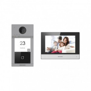 Hikvision IP Video Intercom Kit