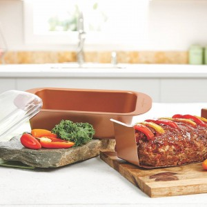 Copper Chef Loaf Baking Pan