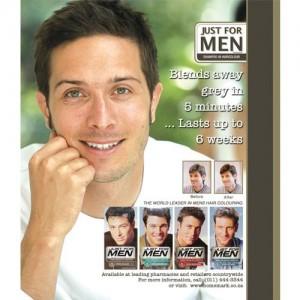 Just for Men Hair Colour - Medium Brown