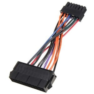 Microworld M24TOM14 24pin ATX to 14pin ATX Cable