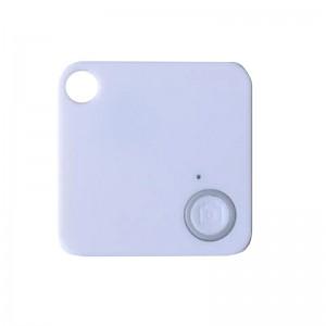 Mini Mate GPS Bluetooth Tracker Key Finder Locator Anti-Lost Device Tracker (6 Pack) - White