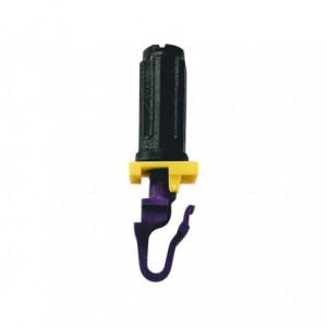 Rackstuds 3.2mm 20 Pack Purple