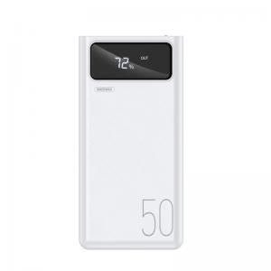 Remax RPP-162 Mengine Series 50000mAh PowerBank - White