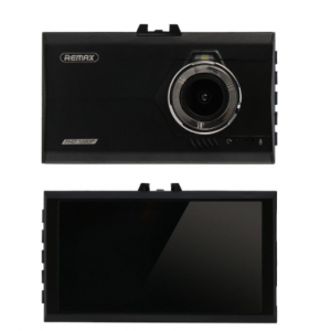 Remax Blade High Def Car Cam Recorder - Black