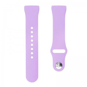 Fitbit Charge 4 Silicon Watch Strap - Adjustable Replacement Strap