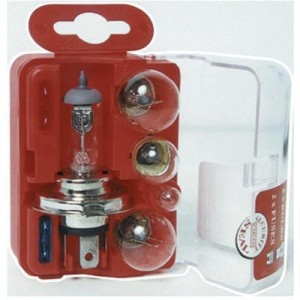 Carlex Auto Lamp Kits H4