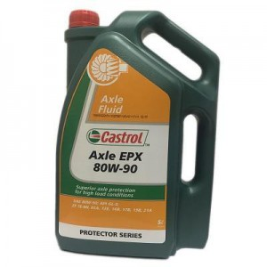 Castrol Axle EPX 80W-90 - 5 Litre