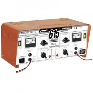 Hawkins Pro 615 Dual Bank Battery Charger