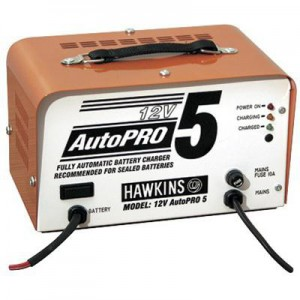 Hawkins 12 Volt Microprocessor Controller Charger